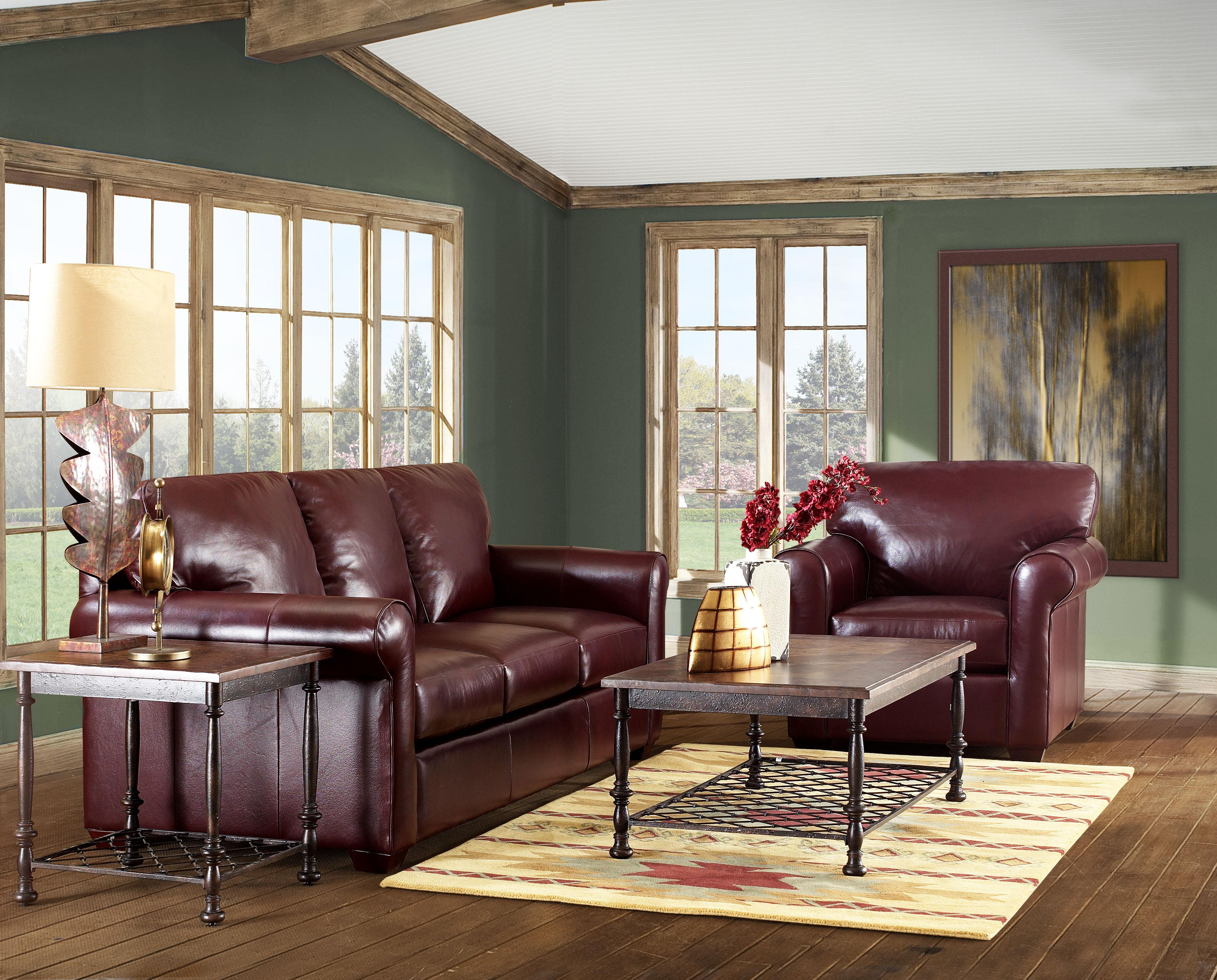 Klaussner Canoy Stationary Living Room Group - Item Number: 50200 Living Room Group 1