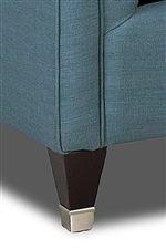 Tapered Wood Block Legs