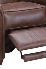 Comfortable High Leg Reclining Chair