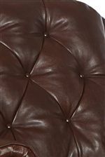 Deep Button-Tufted Back