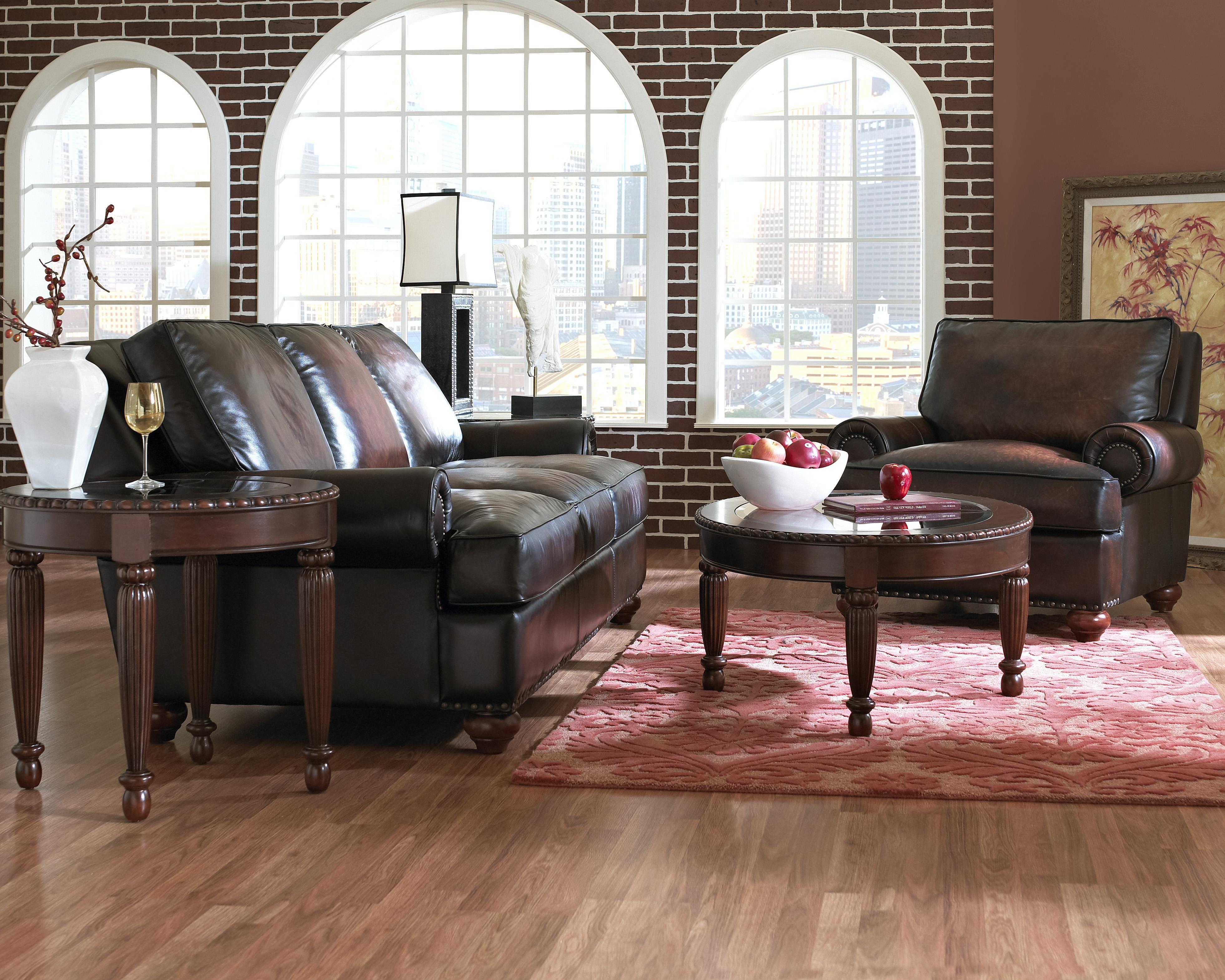 Klaussner Ellington  Stationary Living Room Group - Item Number: 22610 Living Room Group 1
