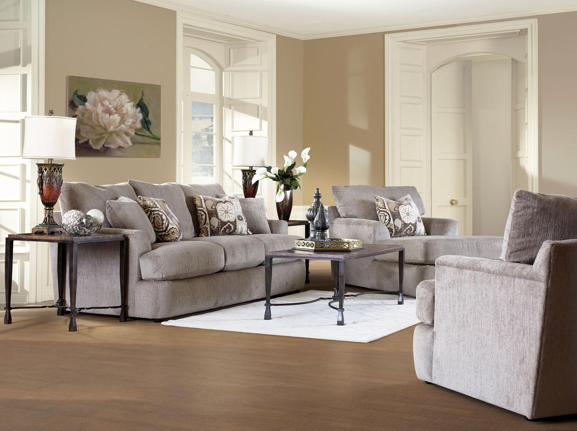 Klaussner Findley L Shaped Sectional Sofa with Left Chaise Value