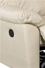 Plush Pillow Arms