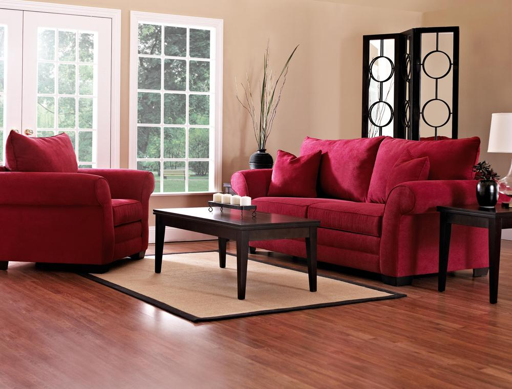 Klaussner Holly Stationary Living Room Group - Item Number: E769 Living Room Group 2