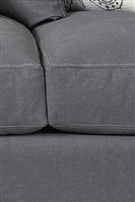 Blended Down Box Cushions