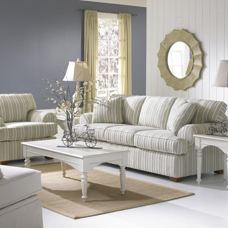 Klaussner Lady Stationary Living Room Group - Item Number: 738 Living Room Group 1
