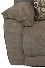 Smooth Pulled Upholstery Creates a Decorative, Contemporary Furniture Style