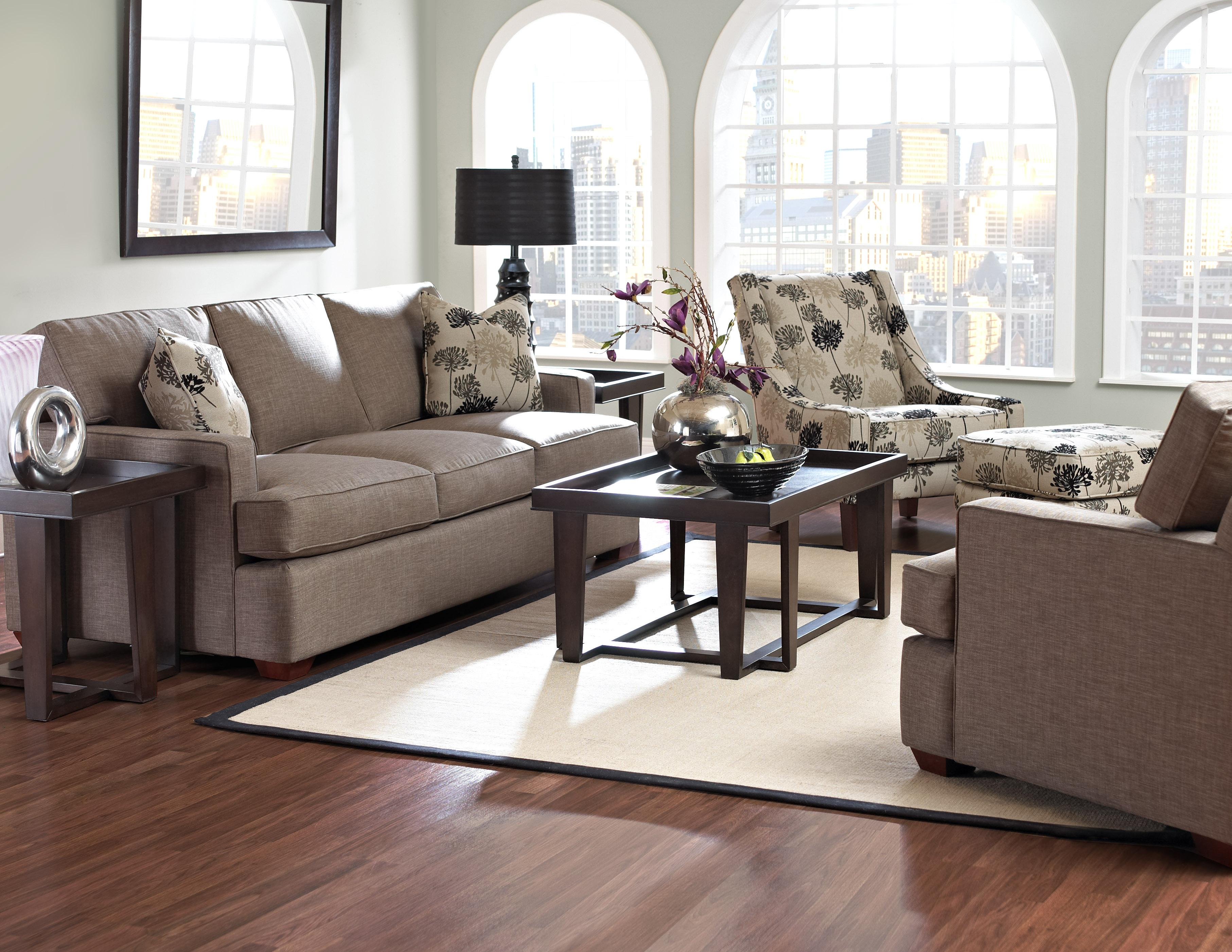 Klaussner Loomis 2 Piece Sectional Sofa Group | Godby Home Furnishings |  Sectional Sofas Noblesville, Carmel, Avon, Indianapolis, Indiana