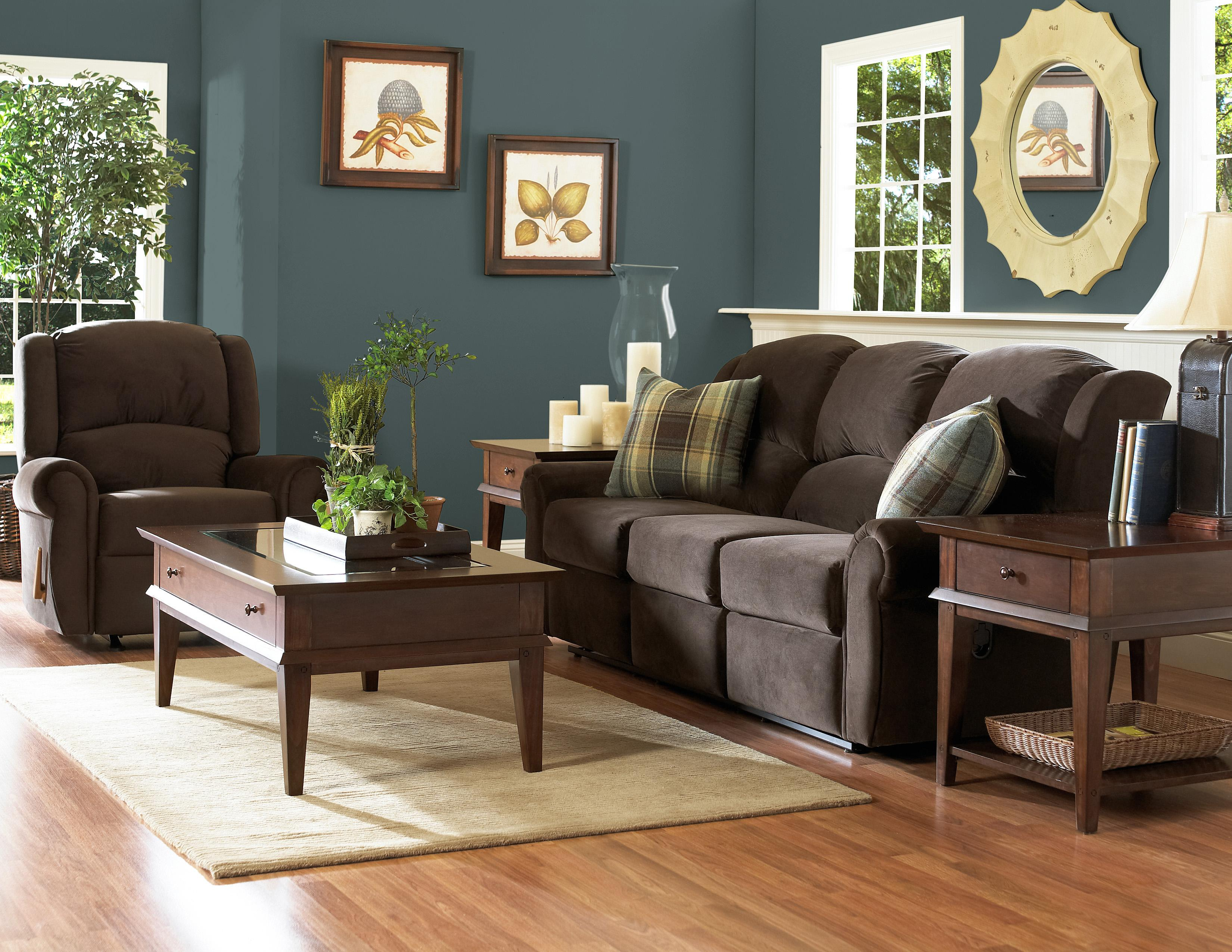 Klaussner McAlister Reclining Living Room Group - Item Number: 32403 Living Room Group 1