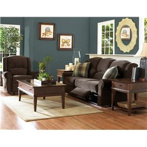 Klaussner McAlister Reclining Living Room Group