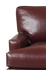 Low Profile Track Arms and T-Front Cushions