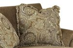 Fringed Toss Pillows in Select Fabrics