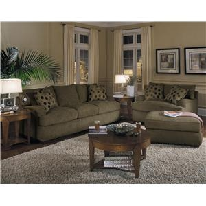 Elliston Place Vaughn Stationary Living Room Group