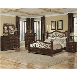 Belfort Basics Chesterbrook Queen Bedroom Group