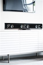 Gallery Soundbars Are Perfect Accompaniments to Today's Slim and Discreet HDTVs