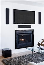 Designed to Hang on your Wall like a Work of Art, Gallery Line Speakers are Attractive, High-Performance, and Innovative