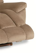 Stitched Pad-over-Chaise Seat