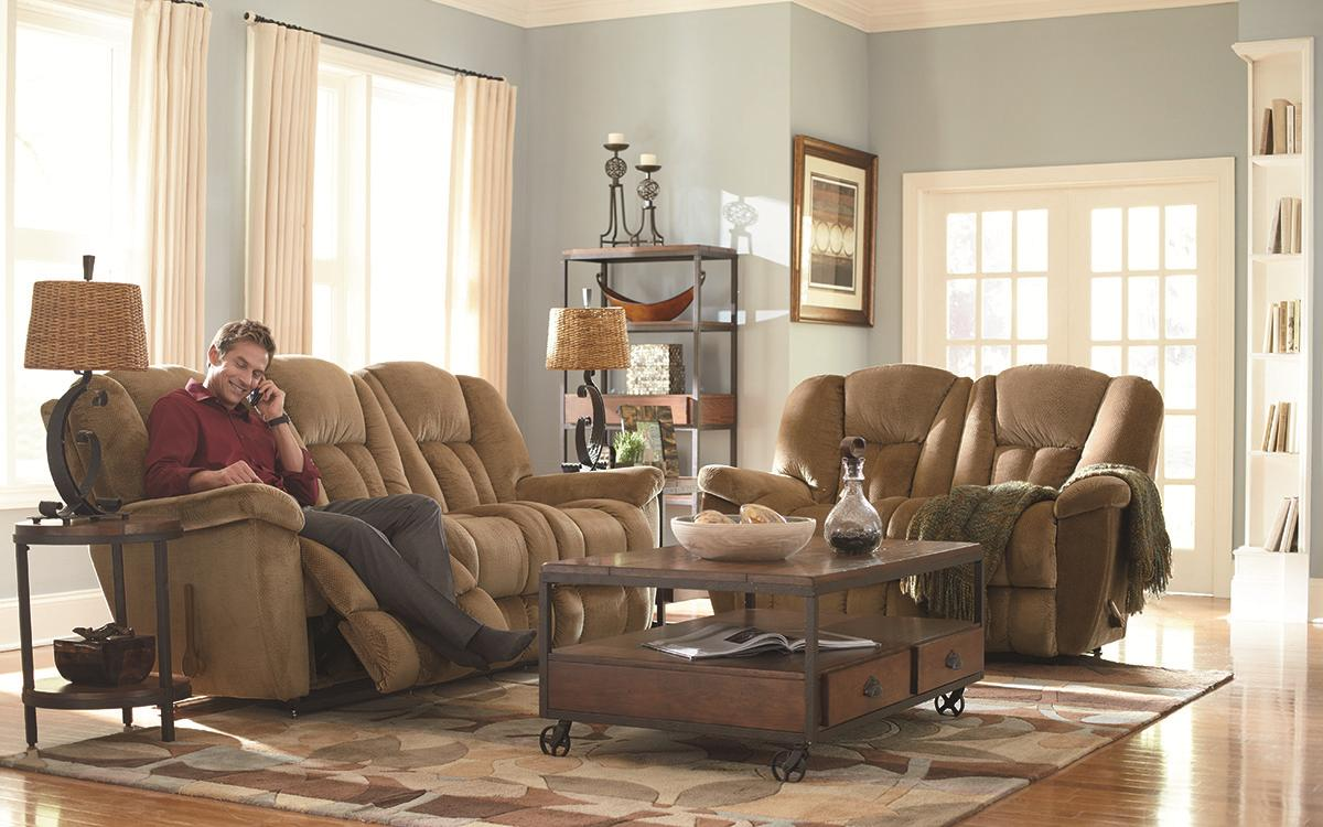 La z boy maverick reclina way reclining sofa conlins furniture reclining sofas