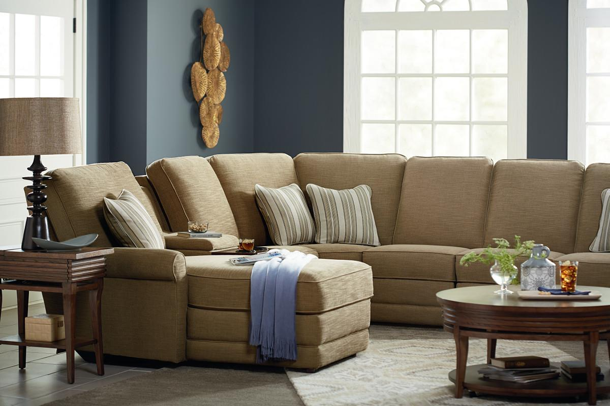lazboy addison reclining living room group boulevard home furnishings reclining living room group