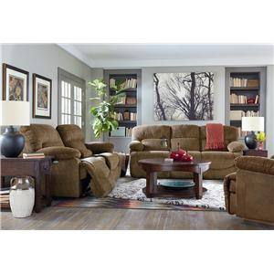 La-Z-Boy Shona Reclining Living Room Group