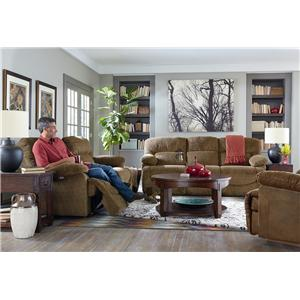 La-Z-Boy ASHER Casual La-Z-Time® Full Reclining Loveseat