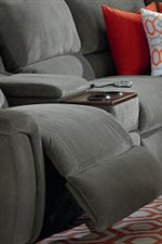 Customize Your Sectional with a Storage and Cupholder Console