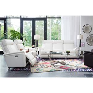 La-Z-Boy Beckett Contemporary RECLINA-ROCKER® Recliner