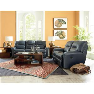 La-Z-Boy Camden Casual La-Z-Time® Full Reclining Sofa