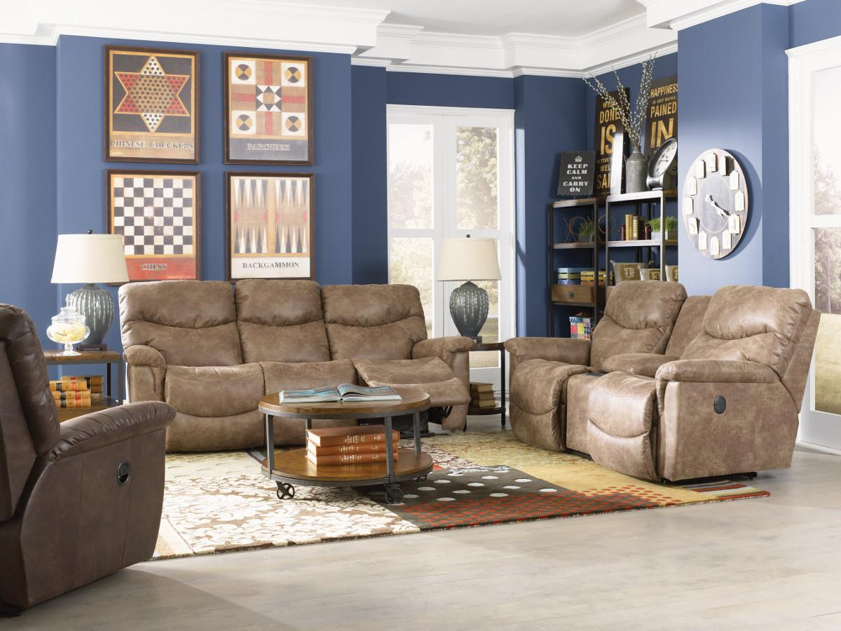 La-Z-Boy Palladin Reclining Living Room Group - Item Number: 521 Living Room Group 2
