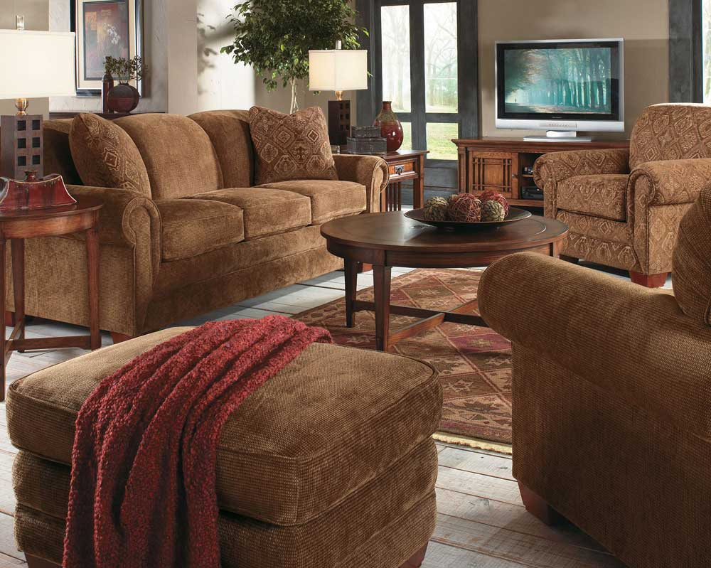 La Z Boy Living Room Set