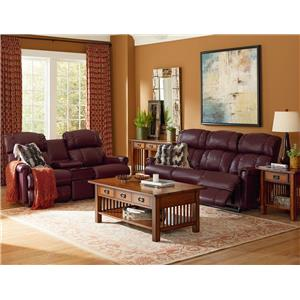 La-Z-Boy Pinnacle Reclining Living Room Group