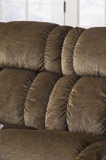 Ultra Plush Channel Split Back Cushions