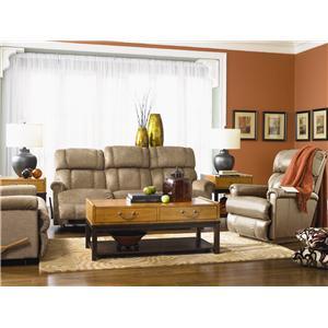 La-Z-Boy Pinnacle Reclina-Way® Reclining Sofa  sc 1 st  Boulevard Home Furnishings & La-Z-Boy Pinnacle Reclina-Way® Reclining Sofa - Boulevard Home ... islam-shia.org