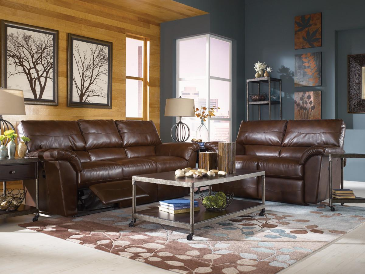 La Z Boy Tyson 4PC Reclining Sectional | Rotmans | Reclining Sectional Sofa  Worcester, Boston, MA, Providence, RI, And New England