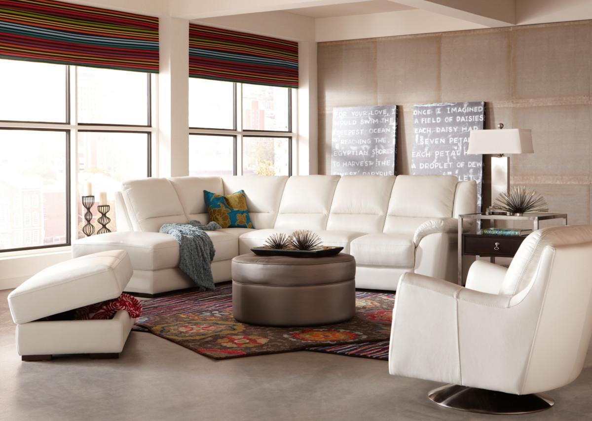 Teague Stationary Living Room Group By La Z Boy
