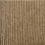 Corded Tan Upholstery has a Soft Neutral Tone with a Casual Lined Texture