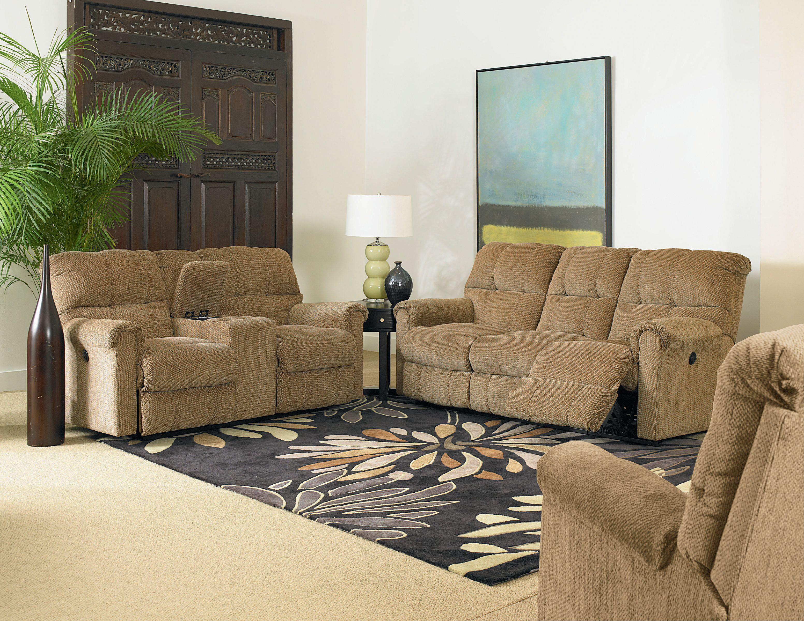 Lane Griffin Casual Griffin Double Reclining Sofa Lindy s