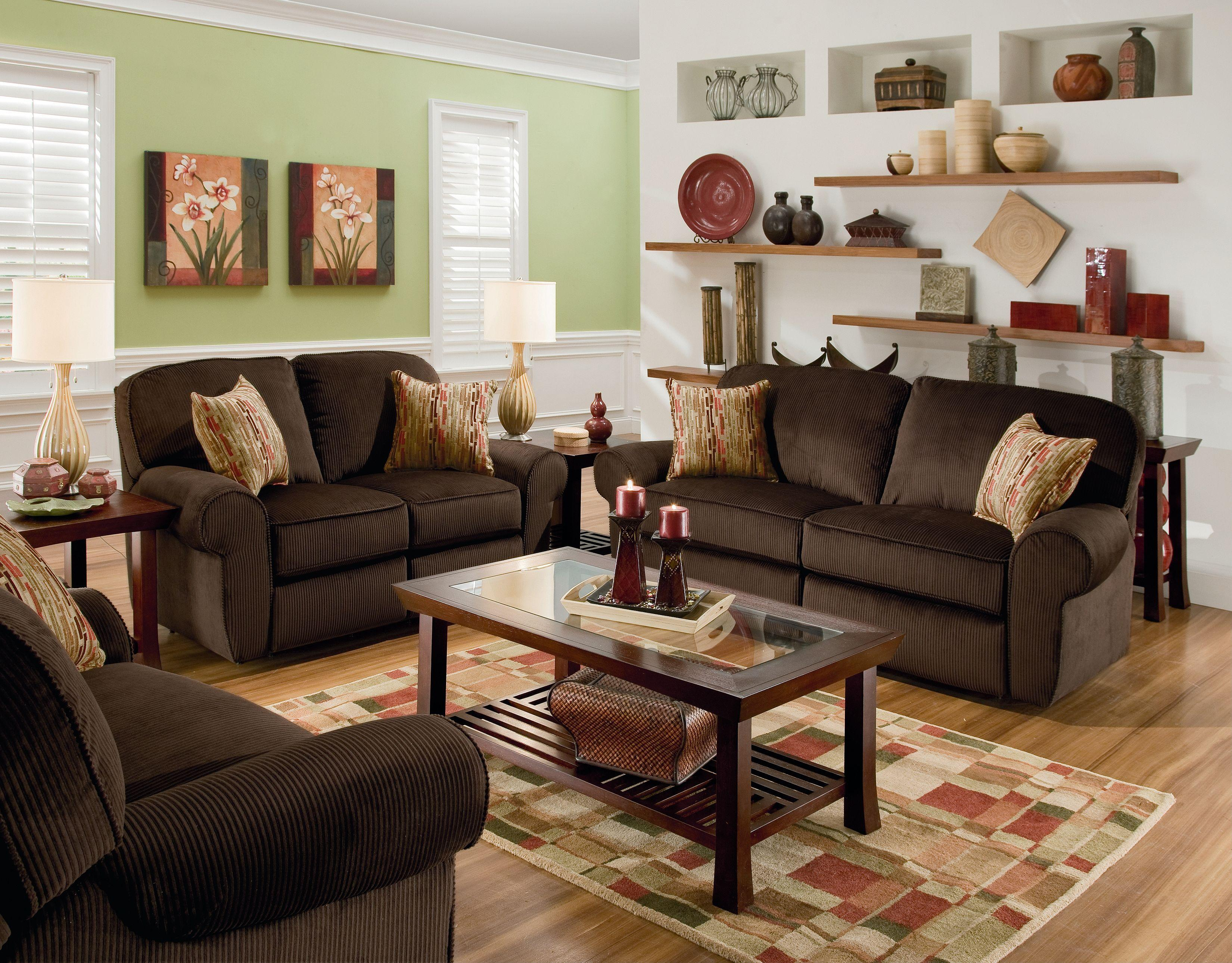 Lane Megan 3 Piece Sectional Sofa Wilson s Furniture Reclining