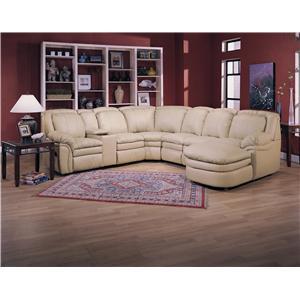 Lane Stallion Sofa Group with Storage