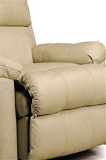 Full Pad-over-chaise Seat and Pillow Top Arms