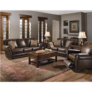 Lane Benson  Stationary Living Room Group