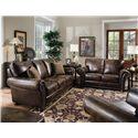 Lane Benson  Stationary Living Room Group - Item Number: 630 Living Room Group 2