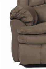 Plush Pillow Arm Rests