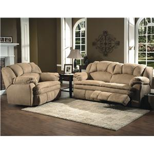 Lane Cameron Reclining Living Room Group