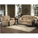 Lane Cameron Reclining Living Room Group - Item Number: 344 Living Room Group 1