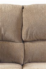 Plush High Split Back Cushions
