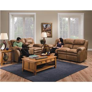 Lane Hendrix Reclining Living Room Group