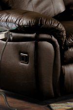 Lane Stallion 5 Piece Reclining Sectional Sofa