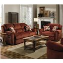 Lane Summerlin Reclining Living Room Group - Item Number: 214 Living Room Group 1