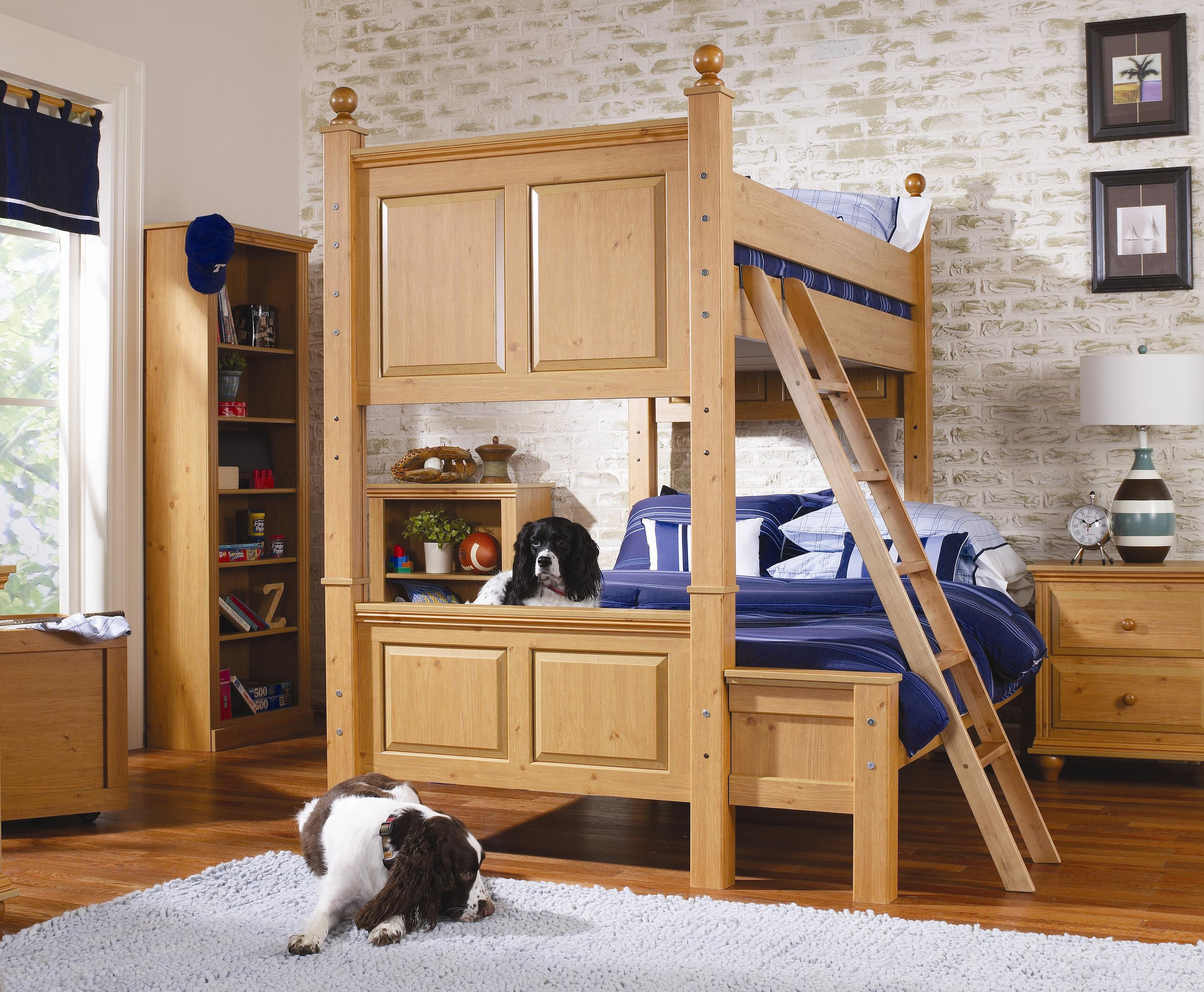 Lang Madison Twin Over Twin Bunk Bed Assembly Rune S Furniture